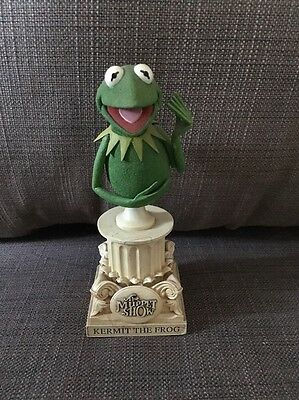 2002 Sideshow The Muppet Show Kermit The Frog Bust Muppets Jim Henson Broken