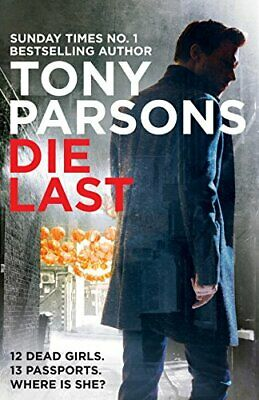 Die Last: (DC Max Wolfe) by Parsons, Tony Book The Cheap Fast Free Post