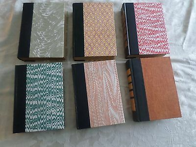 6 Readers Digest Condensed Books Decorative Instant Library Lot 5