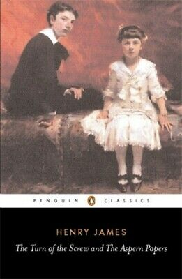 Penguin classics: The Aspern papers: and, The turn of the screw by Henry James
