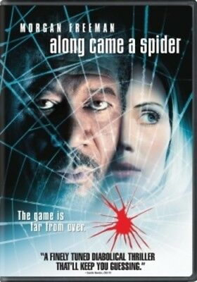 Along Came A Spider [New DVD] Ac-3/Dolby Digital, Dolby, Dubbed, Subtitled, Wi