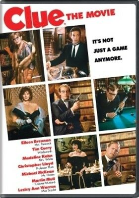 Clue [New DVD] Dolby, Dubbed, Subtitled, Widescreen