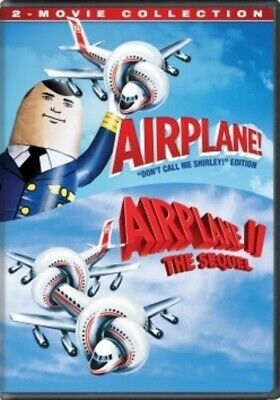 Airplane! / Airplane II: The Sequel: 2-Movie Collection [New DVD] Gift Set, Su