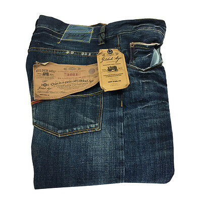 GILDED AGE men's jeans mod GA 1011-DR 100% cotton MADE IN ITALY