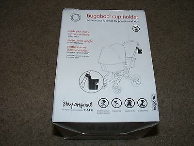 BUGABOO CUP HOLDER w/ All 4 Clips Donkey, Buffalo, Bee, Cameleon, Frog, Gecko