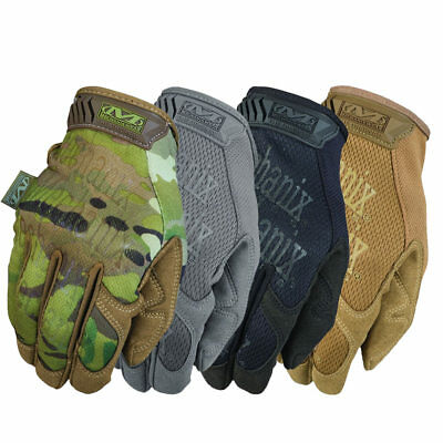 Gants Mechanix Original Intervention Paintball Securite