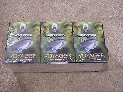 Decipher Star Trek Voyager Starter Deck box - sealed