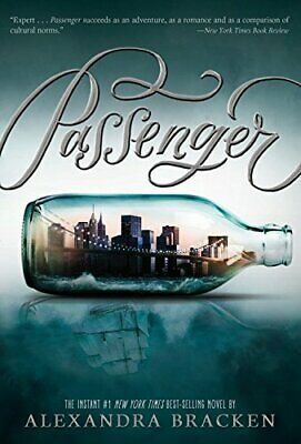 Passenger by Bracken, Alexandra Book The Cheap Fast Free Post