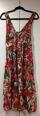 Ripe Limited (Maternity Floral Dress) Size M