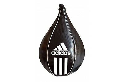 Adidas Maya Boxing Speed Ball Punch Bag Hanging Speedball Lace Up Martial Arts