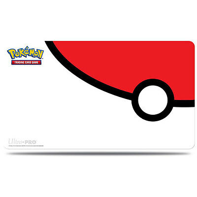 ULTRA PRO - Pokémon - Pokeball - Playmat NEW * Gaming Accessories
