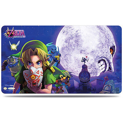 ULTRA PRO The Legend of Zelda - Majora's Mask Playmat with Play Mat Tube NEW