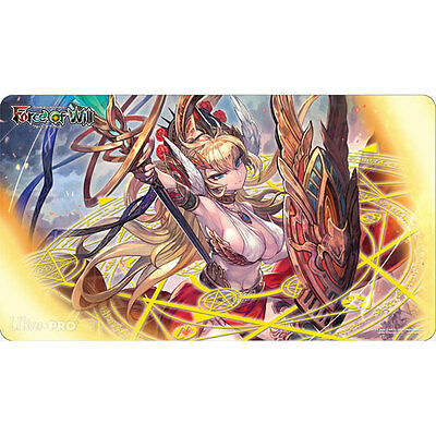 ULTRA PRO Force of Will: Labor Day Limited Edition Play Mat NEW