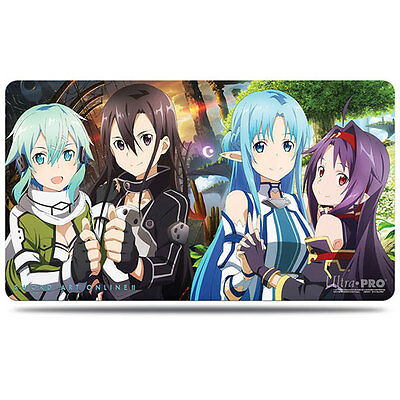ULTRA PRO Sword Art Online II Collection I Bullets & Swords Play Mat NEW