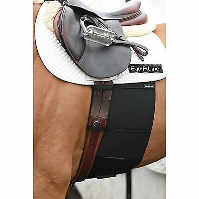 New!  EquiFit Belly Band for Spur Protection <> size Horse