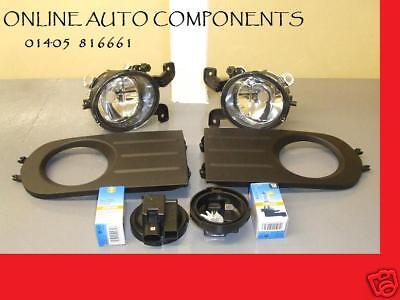 Audi A2 New FOG SPOT FOGLAMP KIT Light Lamp GRILLE BULB