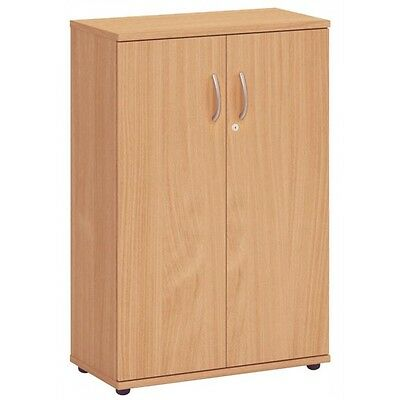 Quality High Deluxe Wooden Storage Units Including internal 2 Shelf Storage