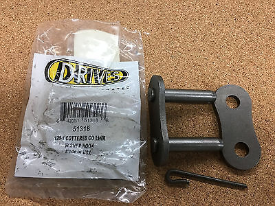 NEW Timken DRIVES 120-1 Cottered Connecting Link w/ Shepard Hook 51318