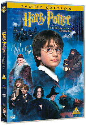 Harry Potter and the Philosopher's Stone DVD (2005) Daniel Radcliffe