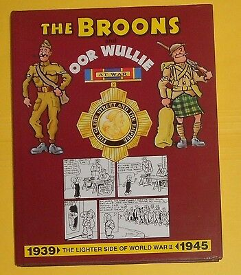 The Broons & Oor Wullie  At War  , Second Special