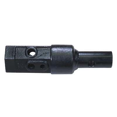 "Titan Auger Bit Adapter - 2 "" Hex to 2"" Round"