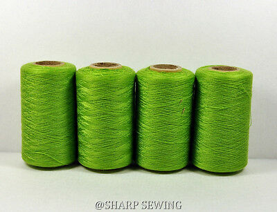 1 SPOOL SEA FOAM #877 100/%  POLYESTER SERGER QUILTING THREAD T27 6000 YARDS