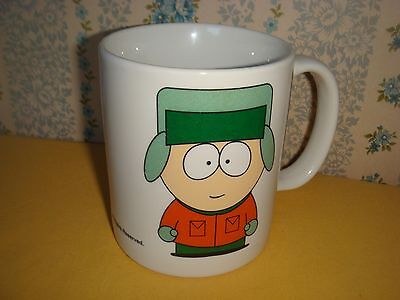 Mug Tasse South Park Kenny Comedy Central 1999 Ex