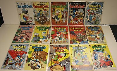 Walt Disney Donald Duck Lot of 58