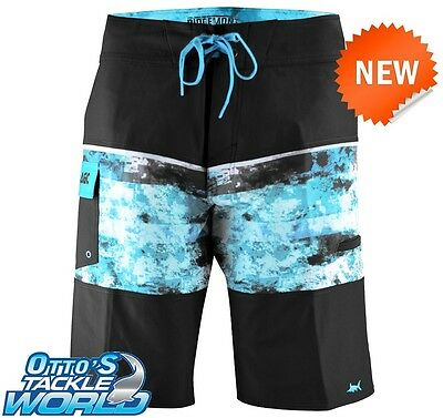 Pelagic Ridgemont Boardshorts BRAND NEW at Otto's Tackle World Drummoyne