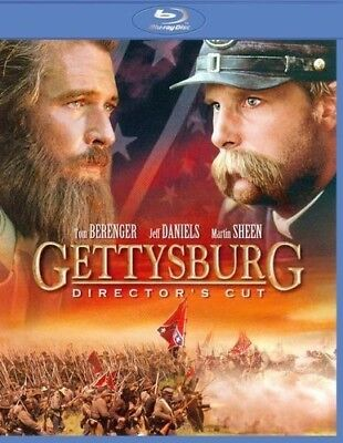 Gettysburg [New Blu-ray] Director's Cut/Ed, Digital Theater System, Subtitled,