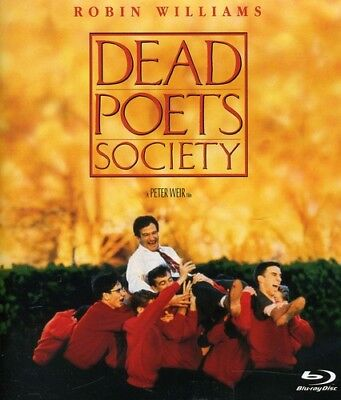 Dead Poets Society [New Blu-ray] Ac-3/Dolby Digital, Digital Theater System, S