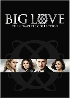 Big Love - Big Love: The Complete Collection [New DVD] Gift Set, Subtitled, Ac-3