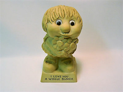 Vintage 1971 American Greetings Corp Collectible Resin Figurine - 200 VF 9A!