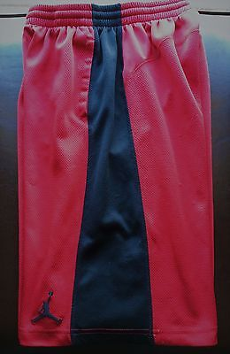 *** NIKE AIR JORDAN DRI-FIT Basketball Shorts Youth Boys Size XL - Semper Fi***
