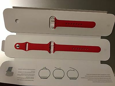 Apple Watch Band 38mm (PRODUCT)RED Sport Band - S/M & M/L