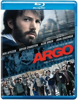 Argo [New Blu-ray] With DVD, 2 Pack, Ac-3/Dolby Digital, Dolby, Subtitled