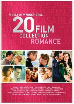 Best of Warner Bros.: 20 Film Collection: Romance [New DVD] Boxed Set, Gift Se