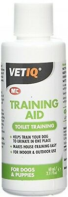 VetIQ Training Aid 60ml. Helps Toilet Train Puppies And Older Dogs Particularly