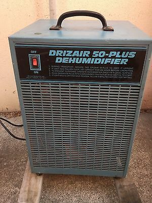 DRIZAIR 50-PLUS Commercial Professional DEHUMIDIFIER