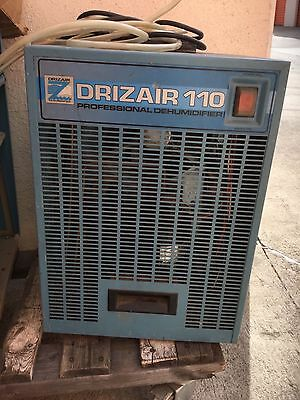 DRIZAIR 110 Commercial Professional DEHUMIDIFIER