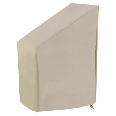 Waterproof High Back Patio Single Chair Cover Outdoor Furniture Protection