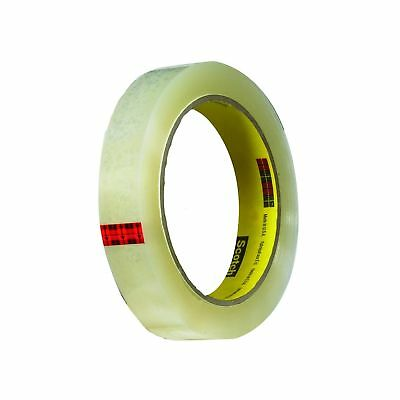 Scotch Transparent Tape 1 x 2592 Inches 3 Rolls Boxed (600-72-3PK) 3 In