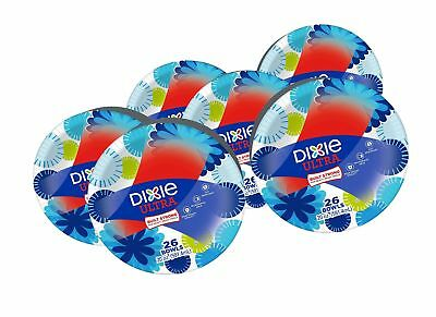 Dixie Ultra Paper Bowls 20 Ounces 156 Count (6 Packs of 26 Bowls) 1