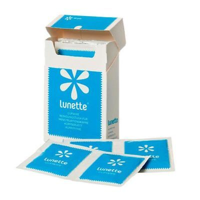Lunette Menstrual Cup Wipes Pack of 10
