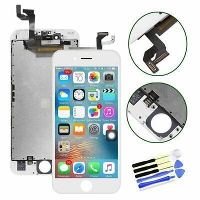"""Replacement LCD Touch Screen Digitizer Assembly For iPhone 6S 4.7"""" Inch White"""