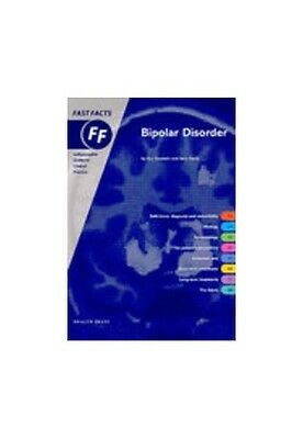 Bipolar Disorders (Fast Facts), Sachs Paperback Book The Cheap Fast Free Post