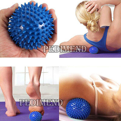 PEDIMEND™ SPIKY MASSAGE BALLS for Foot Pain Relief - Best for Plantar Fasciitis