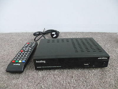 MPEG4 SATELLITE RECEIVER #new# DVB-S2 HD & RECORDER #FREE SHIPPING #