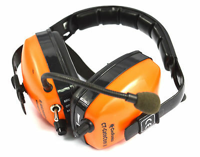 CeoTronics CT-Gatecom II Duplex Groundcrew Communication Headset