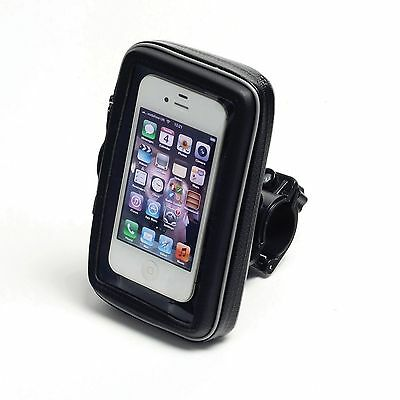 Bike-It WP Smart Phone 22mm / 25mm Handlebar Holder - Medium (13.5cm x 8cm)